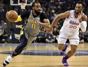 AP source: Grizzlies trade Conley to Jazz for 3 players