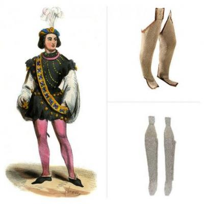 The Little-Known History of Leggings