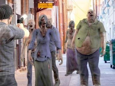 How The Walking Dead: Our World Is Making AR Games More Social
