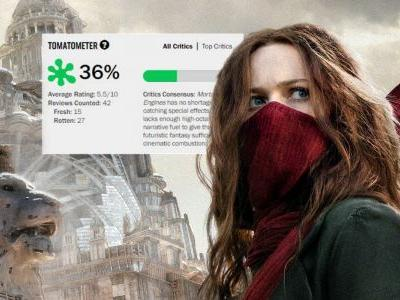 The Most Brutal Reviews of Peter Jackson's Mortal Engines
