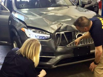 Uber Reaches Settlement With Family Of Arizona Woman Killed By Driverless Car