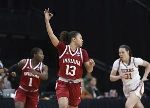 Penn has 24 and Indiana surprises Texas 69-65