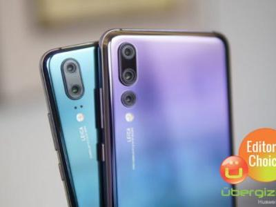 New Gradient Colors For Huawei P20 Pro Due At IFA 2018