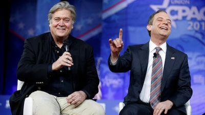 United front? Bannon & Priebus talk 'economic nationalism,' Trump deregulation, and more at CPAC