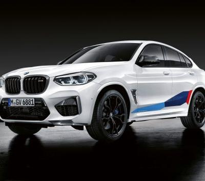 BMW X3 M and X4 M Receive M Performance Parts