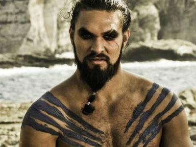 Jason Momoa Reprises Game of Thrones' Khal Drogo on SNL