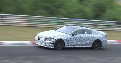 Here's The Mercedes-AMG GT4 Making Its Voice Heard At The 'Ring