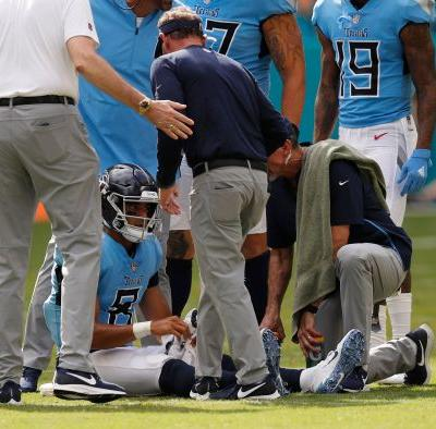 Mariota practices for Titans, expected to play vs. Texans