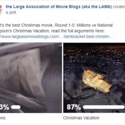 LAMBracket: Best Christmas Movie Round 1-5 Results