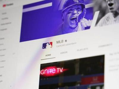 YouTube to exclusively stream 13 MLB games for free