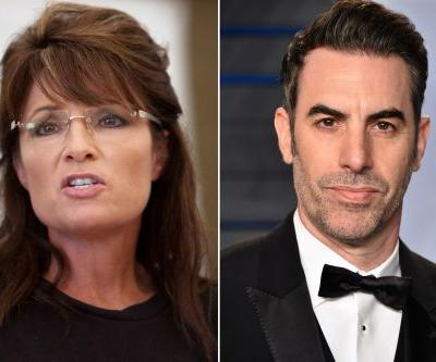 Sarah Palin: I was tricked into interview with Sacha Baron Cohen