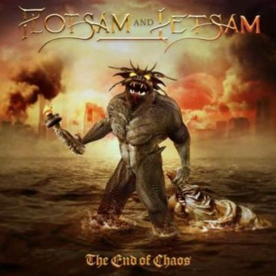 FLOTSAM AND JETSAM To Release 'The End Of Chaos' Album In November
