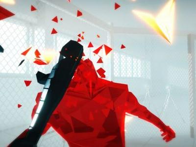 Superhot Surprise-Launched on Nintendo Switch Today   Game Rant