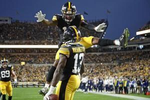 Steelers defense leads way in 17-12 win over Rams