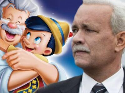 Tom Hanks Is in Early Talks to Play Geppetto in Disney's Pinocchio Remake