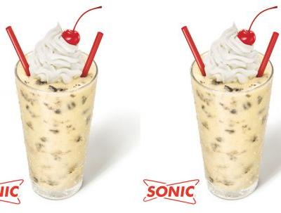 Sonic's New Cake Batter Shakes Are Coming In May To Sweeten Up Your Summer