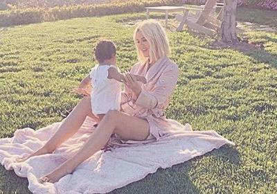 On the Move! Khloé Kardashian Shares Videos of Baby True Thompson Walking Without Assistance
