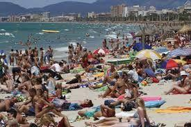 Loss in tourist arrivals likely to place Spain economy at peril