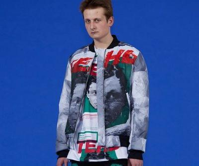 T3CM FW19 Spotlights Overproduction & Ecology In Graphic-Heavy Collection