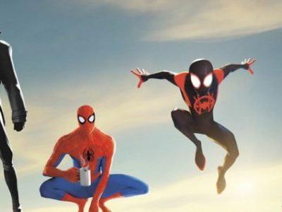 Superhero Bits: New 'Spider-Man: Into the Spider-Verse' Single, People's Choice Award Winners & More