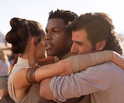 New Star Wars: Episode IX Trio Photo as Production Wraps!
