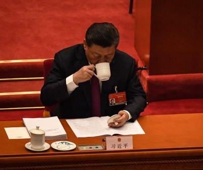 China Signals Economic Caution at People's Congress