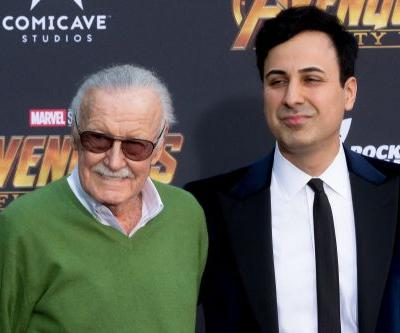 Stan Lee files restraining order against business manager