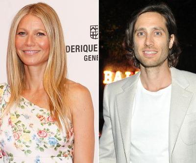 Gwyneth Paltrow and Brad Falchuk tie the knot