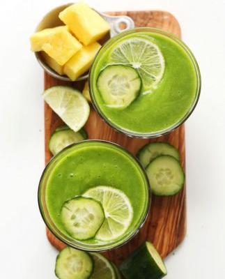 17 Veggie-Packed Smoothie Recipes That Don't Taste Like Grass
