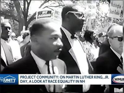 On Martin Luther King Jr. Day, a look at race equality in NH