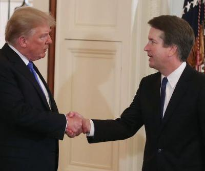Schumer: Trump picked Kavanaugh for protection from Mueller