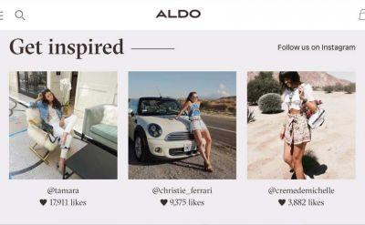 Aldo transitions into a digitally-centric brand with new online presence