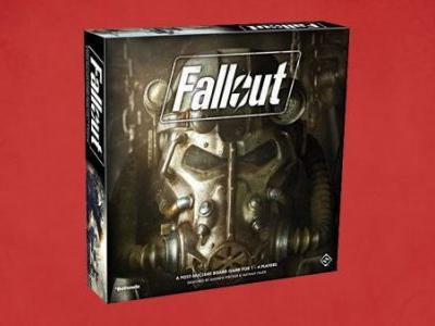 Glow get the Fallout board game for only $36