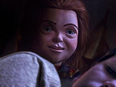 Child's Play Remake Motion Poster Reveals Mark Hamill's Chucky Laugh