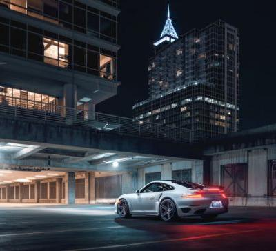 Your Ridiculously Awesome Porsche 911 Turbo Wallpapers Are Here