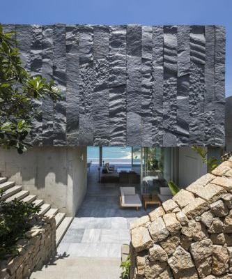 Stone House / MM++ architects