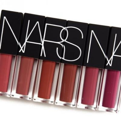 NARS Wanted Velvet Lip Glide Set Review & Swatches