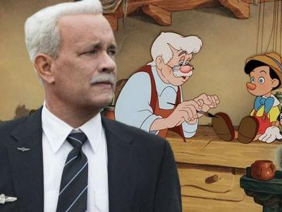 Tom Hanks May Play Geppetto in Disney's Live-Action Pinocchio