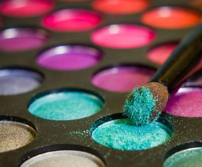 The Real Reason Why Your Neon Eye Shadow Has a Warning Label