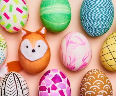 27 Easy DIY Easter Egg Ideas That Are So Simple, Yet So Impressive