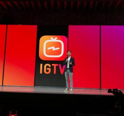 Instagram launches IGTV, a standalone app for longform video