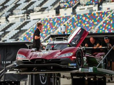 Mazda Has Broken A Daytona Lap Record That's Stood For 26 Years