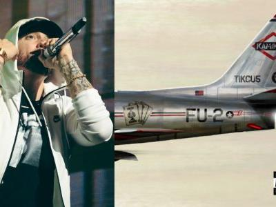 Eminem Just Surprise Released A New Album Called 'Kamikaze'