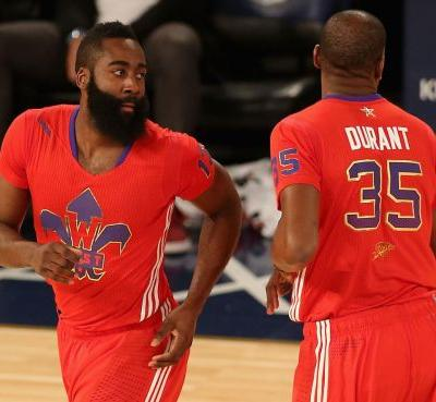 Disruptive James Harden gets his reunion with Kevin Durant, and the Brooklyn Nets are all in