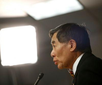 The Latest: Maryland's Loh: 'no choice' but to fire Durkin