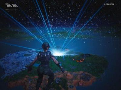 'Fortnite' Is Now Just A Black Hole