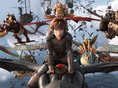Jay Baruchel Interview - How to Train Your Dragon: The Hidden World