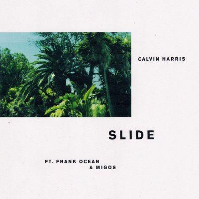 "Calvin Harris, Frank Ocean, And Migos Deliver Early Song Of The Summer Contender, ""Slide"""