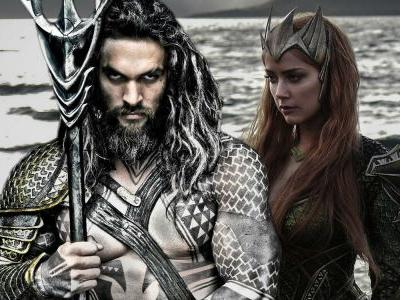 Aquaman Set Photos Unite Future King & Queen of Atlantis