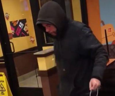 Dunkin' Donuts employees fired after 'disturbed' viral video shows worker dumping water on homeless man